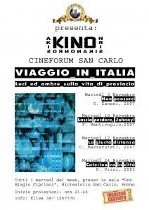locandina Cineforum Novembre