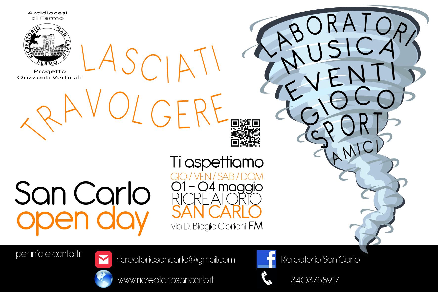 openday San Carlo